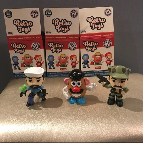 funko pops retro toys mini